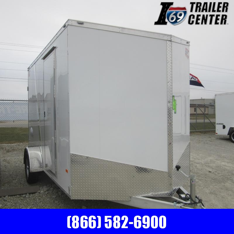 2019 American Hauler Industries 7x12 enclosed Enclosed Cargo Trailer