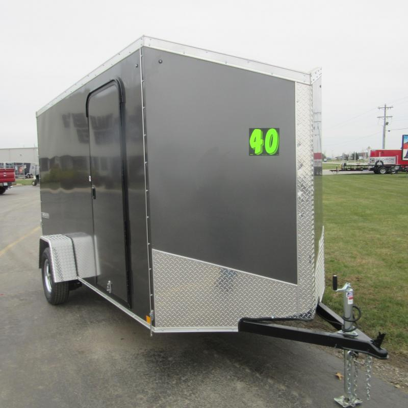 2019 Impact Trailers 6x12 enclosed Enclosed Cargo Trailer