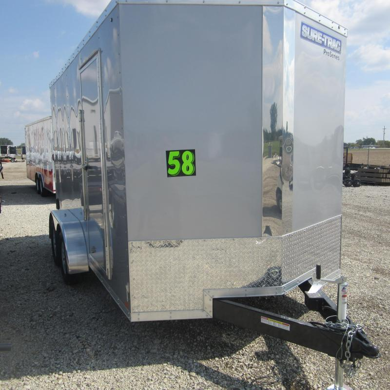 2018 Sure-Trac 7x14 enclosed Enclosed Cargo Trailer