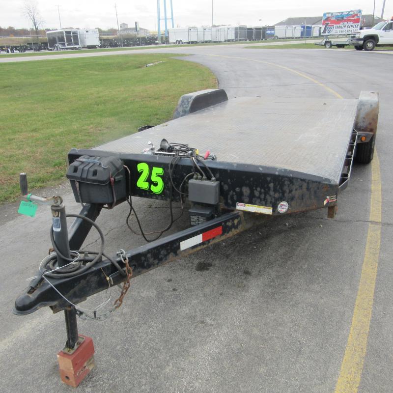 2012 Sure-Trac 7x20CH Car / Racing Trailer