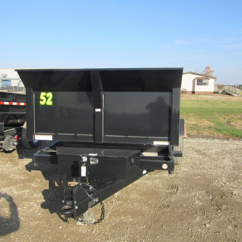 2017 Sure-Trac 7x12 10k dump Dump Trailer