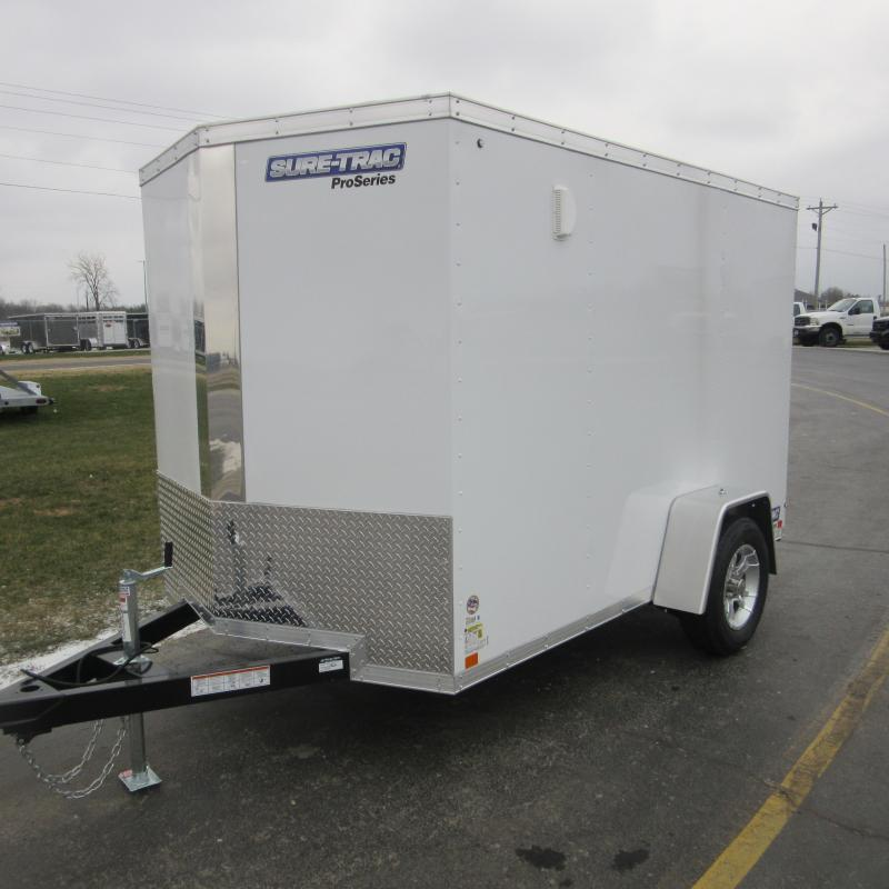 2018 Sure-Trac 6x10 enclosed Enclosed Cargo Trailer