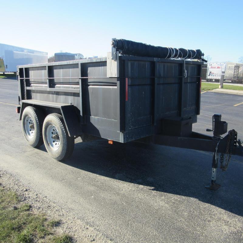 2001 Other 6x10 dump trailer Dump Trailer