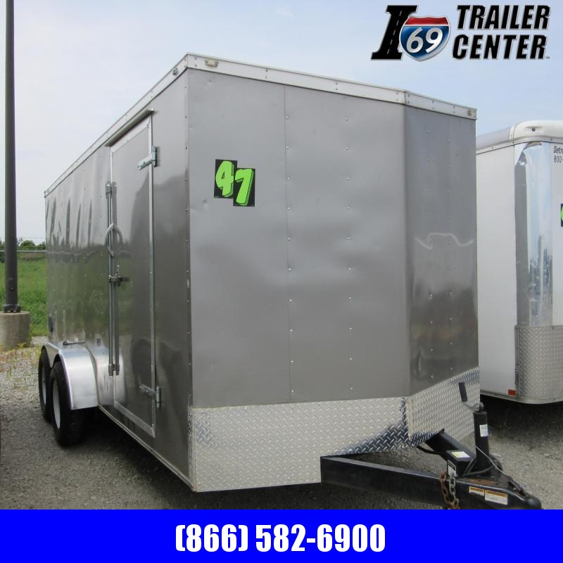 2016 Other used enclosed Enclosed Cargo Trailer