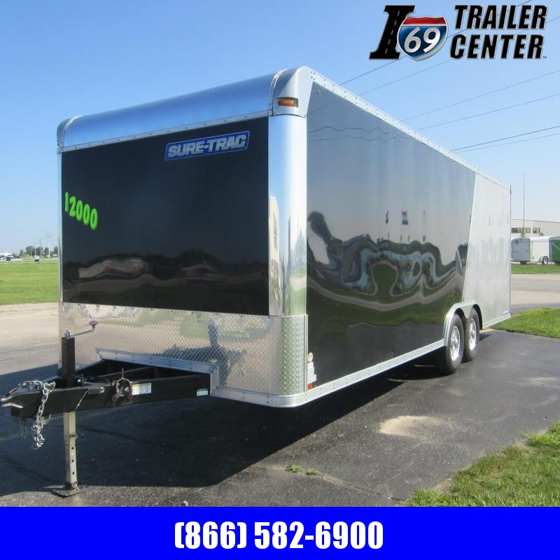 2014 Sure-Trac 8.5x24 enclosed Enclosed Cargo Trailer