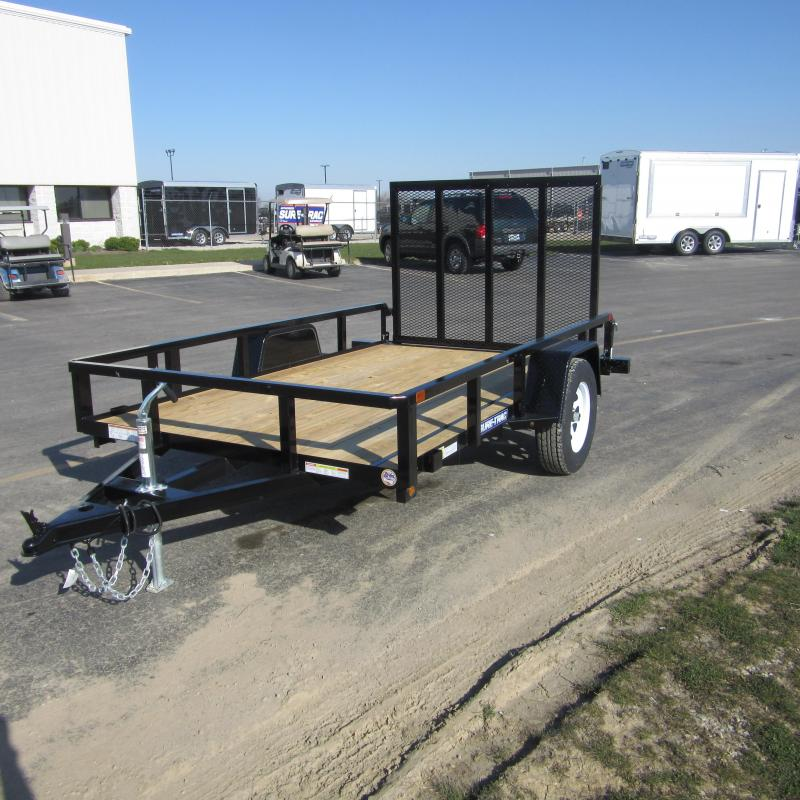 2017 Sure-Trac 5x8 tube top utility Utility Trailer