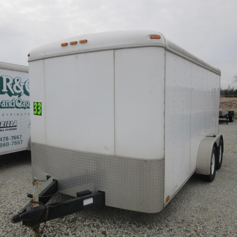 2005 Other 7x14 enclosed Enclosed Cargo Trailer