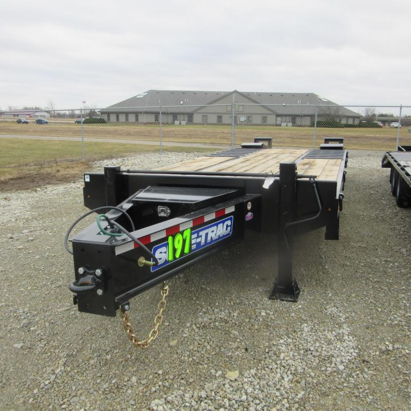 2018 Cam Superline 8x25 air brake DO Flatbed Trailer