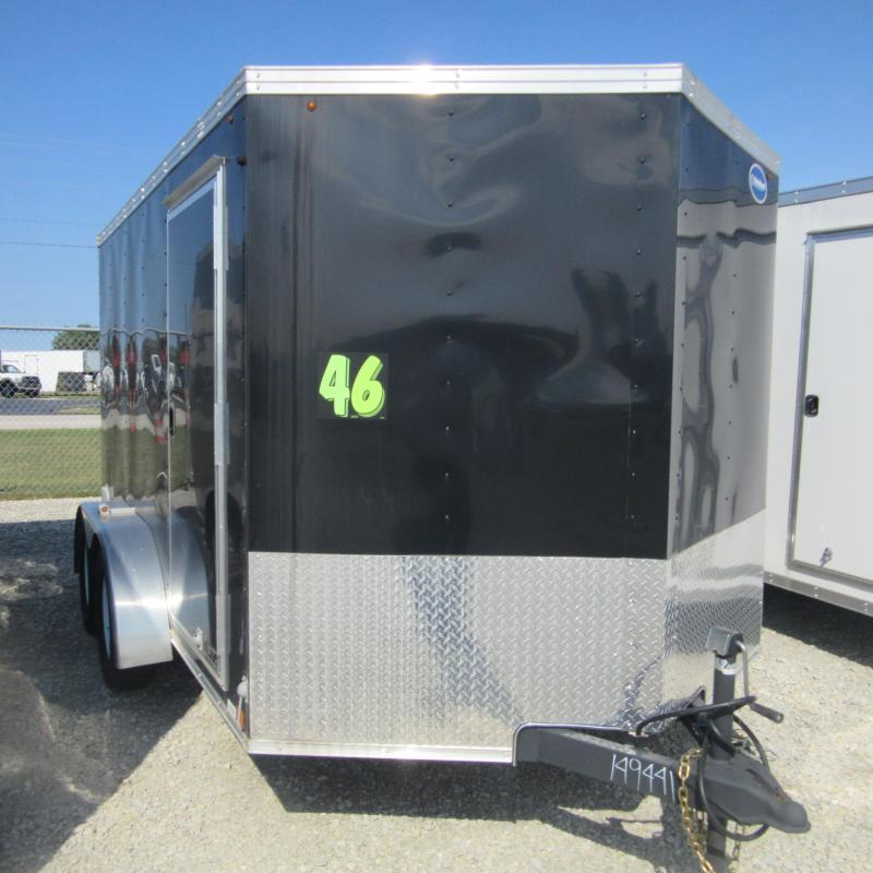 2016 United Trailers 7x12 enclosed Enclosed Cargo Trailer