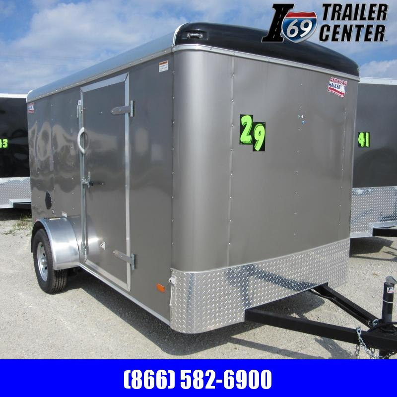 2019 American Hauler Industries Air-Lite Enclosed Cargo Trailer