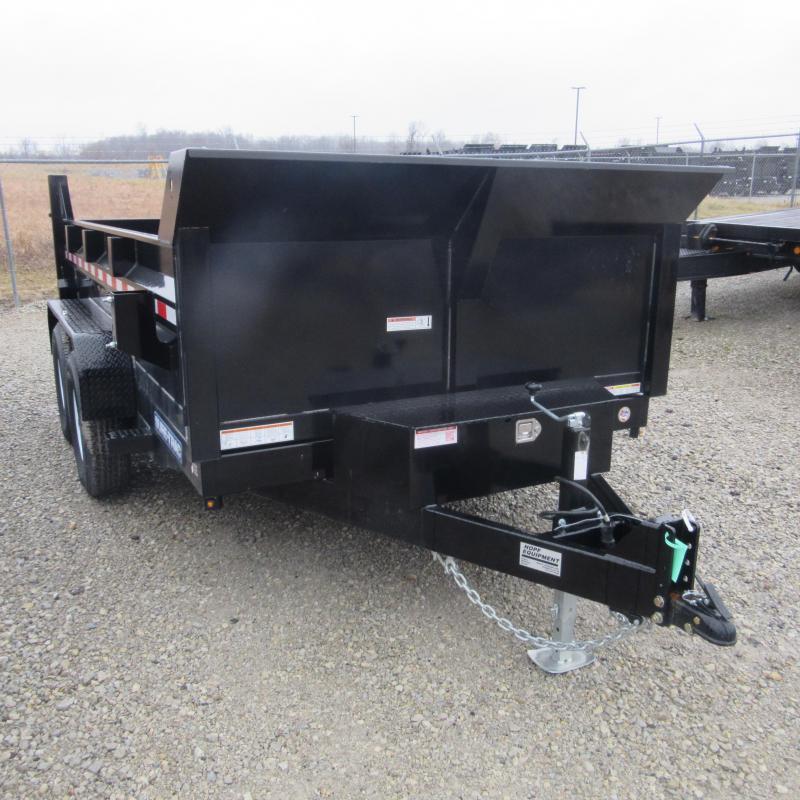2018 Sure-Trac 7x12 dump trailer Dump Trailer