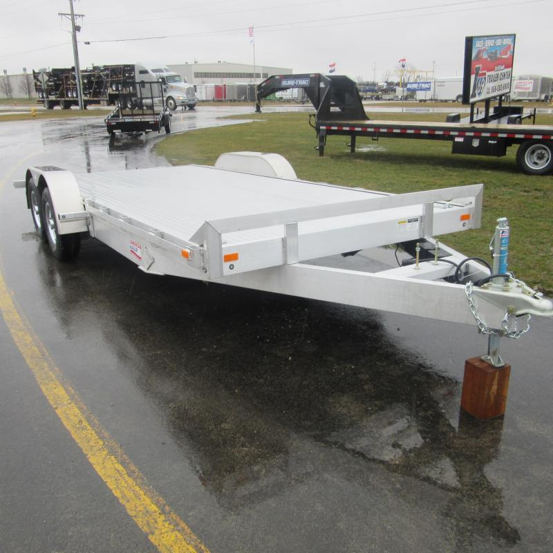 2018 American Hauler Industries 8X20 TA CH Car / Racing Trailer