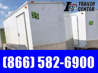 2014 Sure-Trac 7x12 enclosed Enclosed Cargo Trailer
