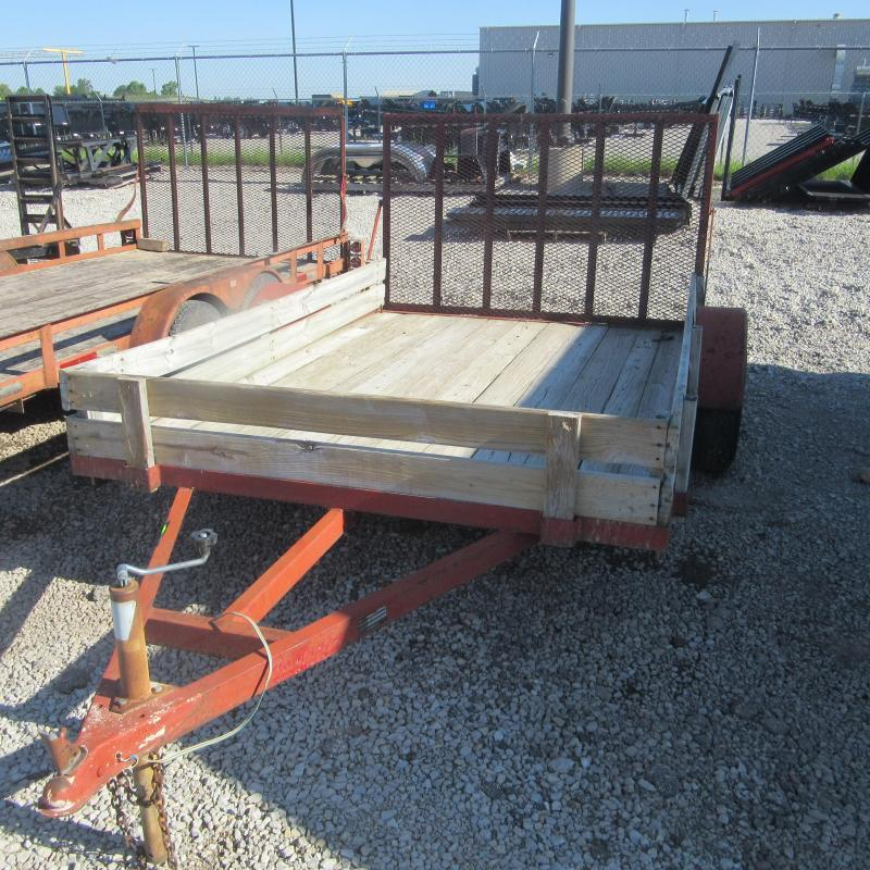 1994 Other 6X10 UTILITY Utility Trailer