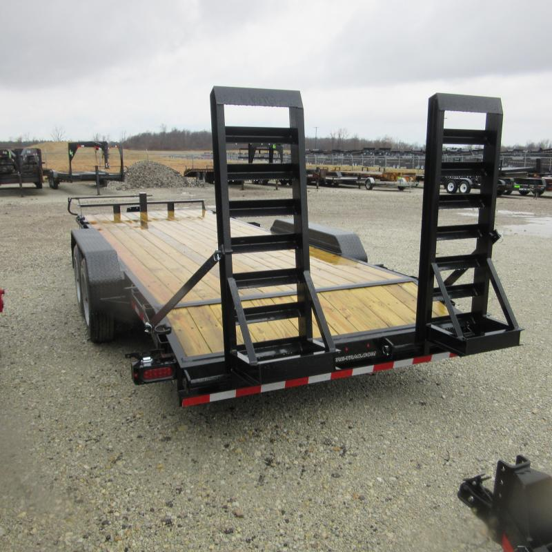 2017 Sure-Trac HD IMPLEMENT Equipment Trailer