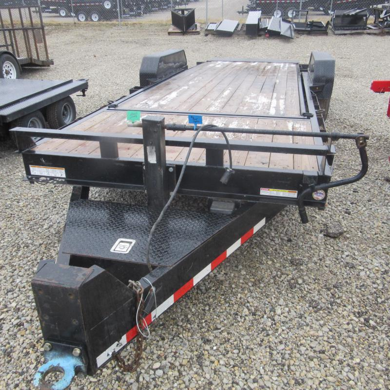 2016 Sure-Trac 7X184 TILT Equipment Trailer