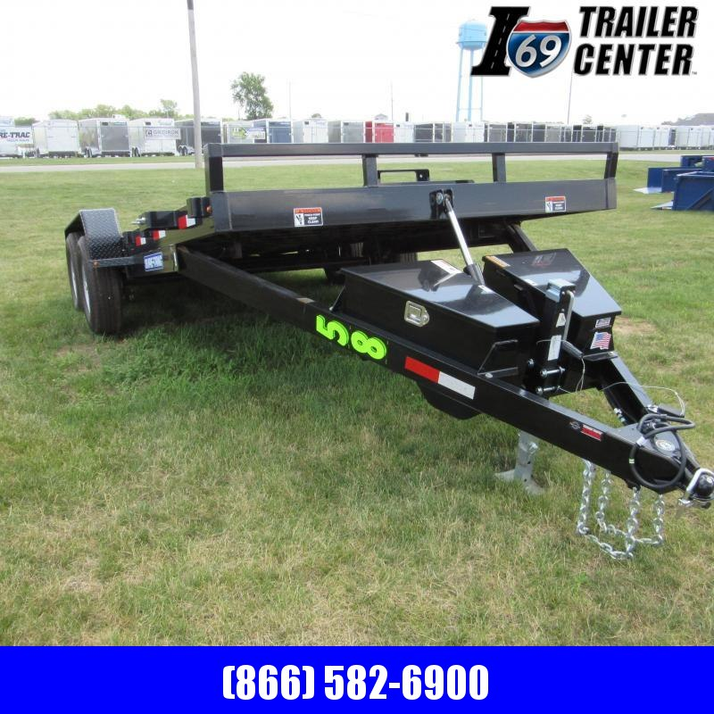 2018 H and H Trailer 82X20 EX SPEEDLOADER 10K