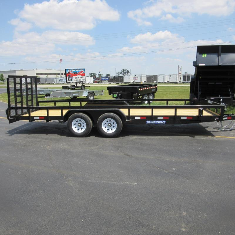 2018 Sure-Trac tube top utility Utility Trailer