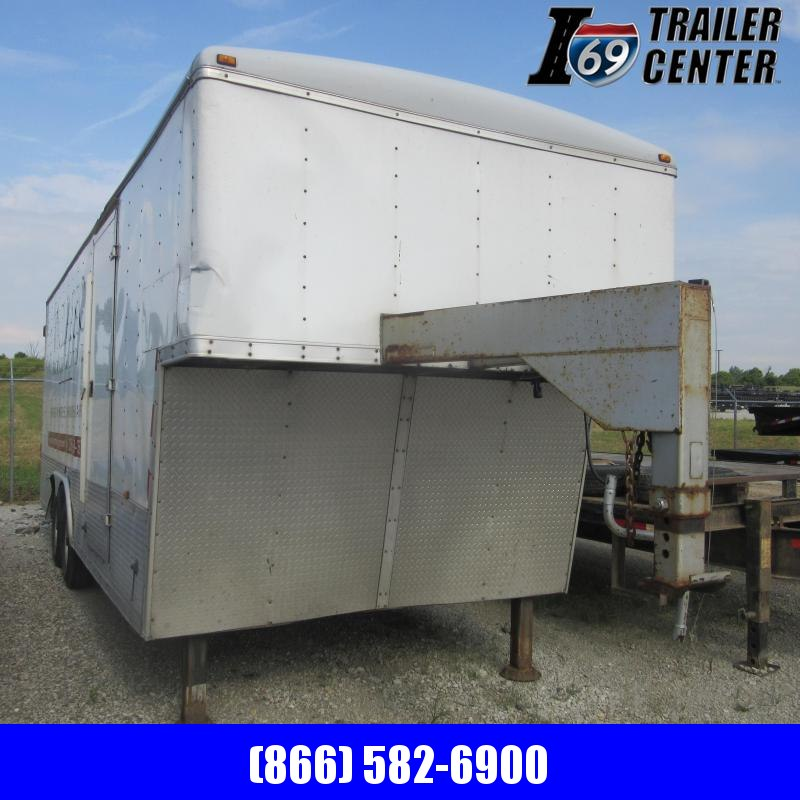 2003 Other cargo GN Enclosed Cargo Trailer
