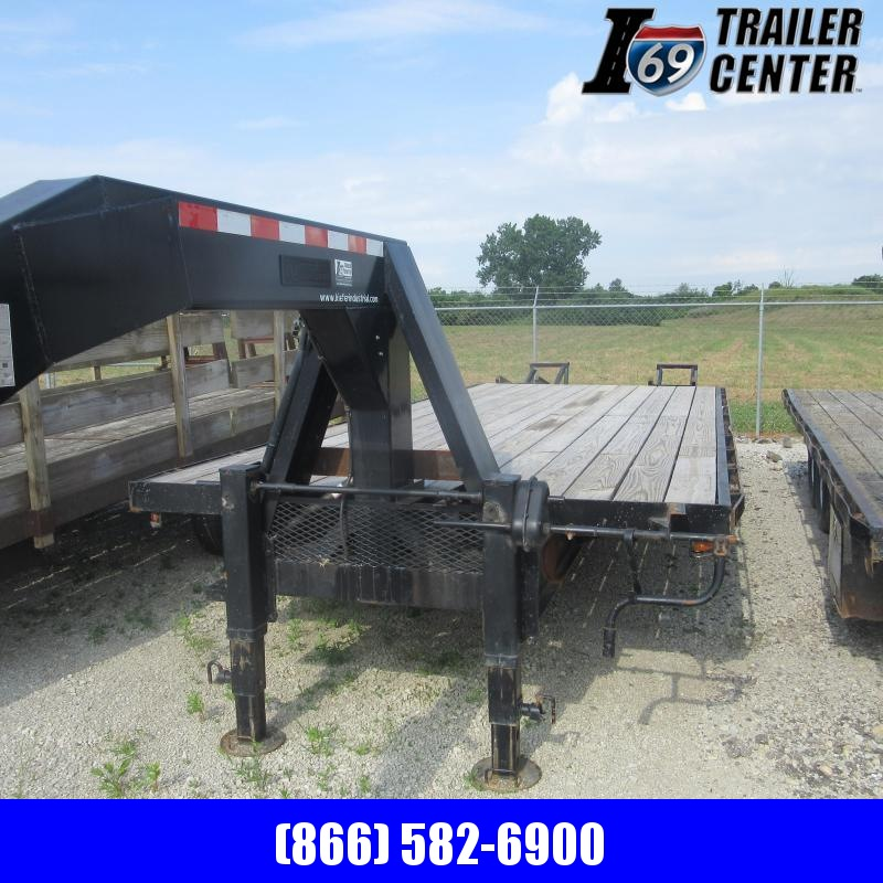 2005 Other 20+5 DECKOVER Flatbed Trailer