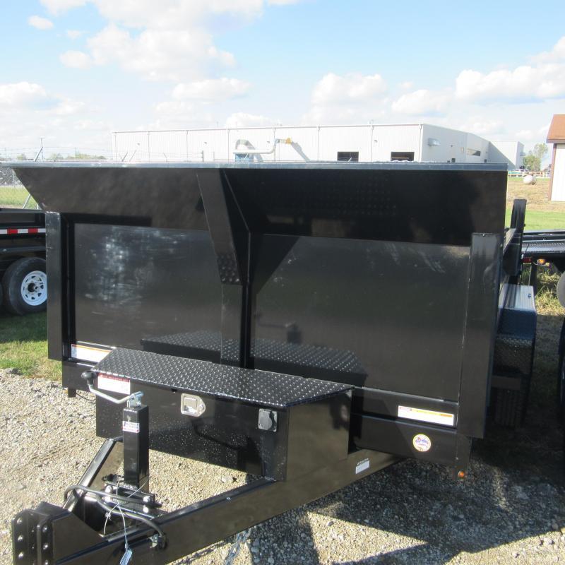 2017 Sure-Trac 7x14 dump trailer Dump Trailer