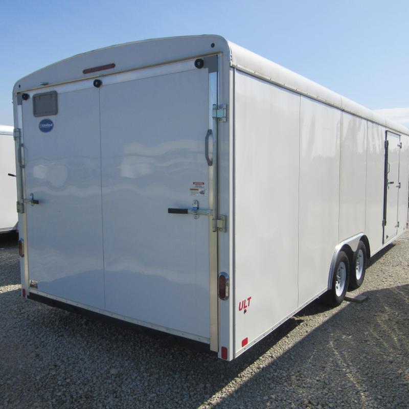 2016 United Trailers 8.5X24 Enclosed Cargo Trailer