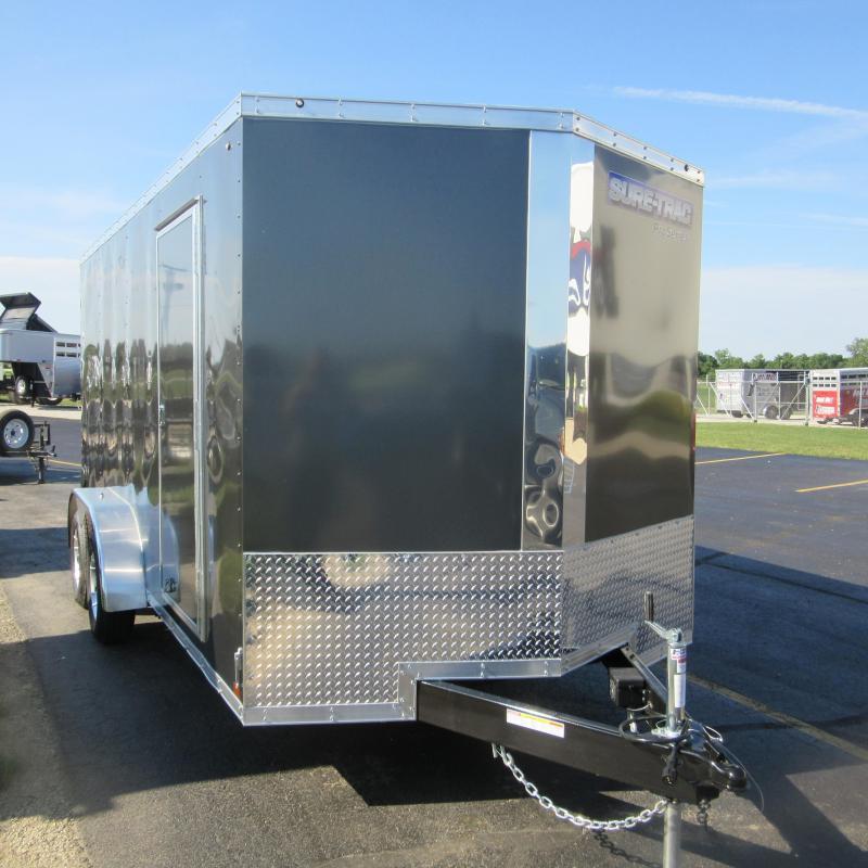 2017 Sure-Trac 7x16 enclosed Enclosed Cargo Trailer