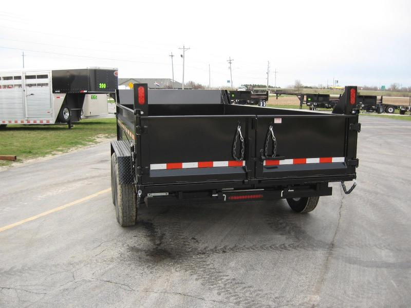 2016 Sure-Trac 7x12 dump Dump Trailer