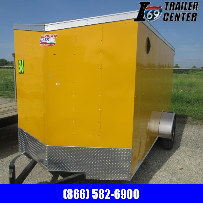 2019 American Hauler Industries AR612SA Enclosed Cargo Trailer