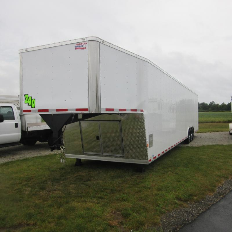 2018 American Hauler Industries 8.5x48 enclosed Enclosed Cargo Trailer