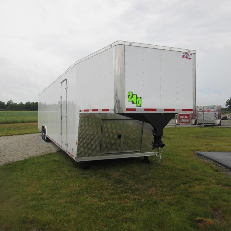 2018 American Hauler Industries 8.5x48 enclosed Enclosed Cargo Trailer