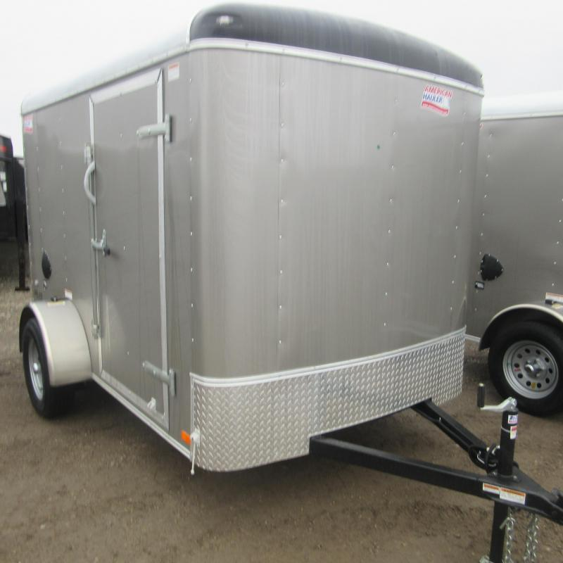 2018 American Hauler Industries 6x10 enclosed cargo Enclosed Cargo Trailer