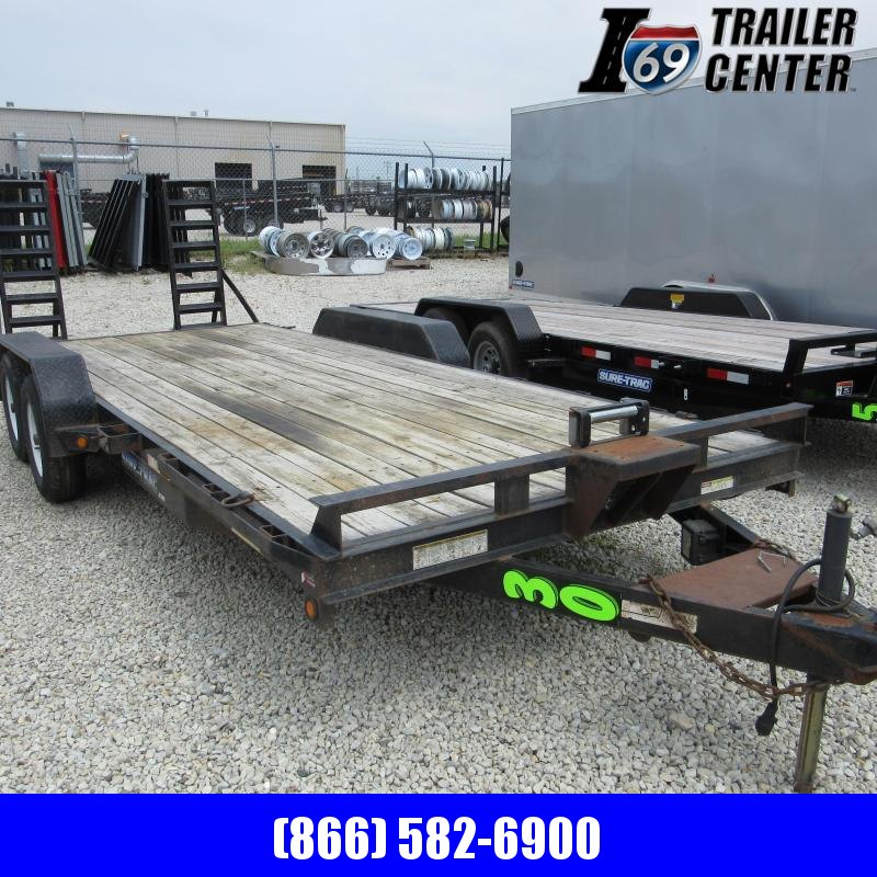 2017 Sure-Trac implement Equipment Trailer