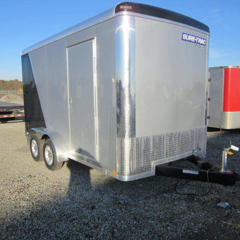 2017 Sure-Trac 7x14 enclosed 12 height Enclosed Cargo Trailer