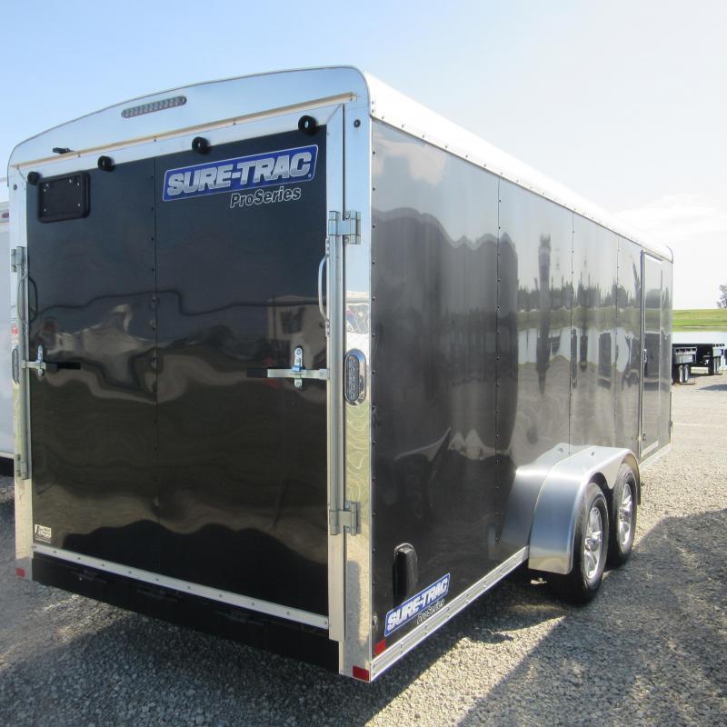 2016 Sure-Trac 7x20 enclosed Enclosed Cargo Trailer