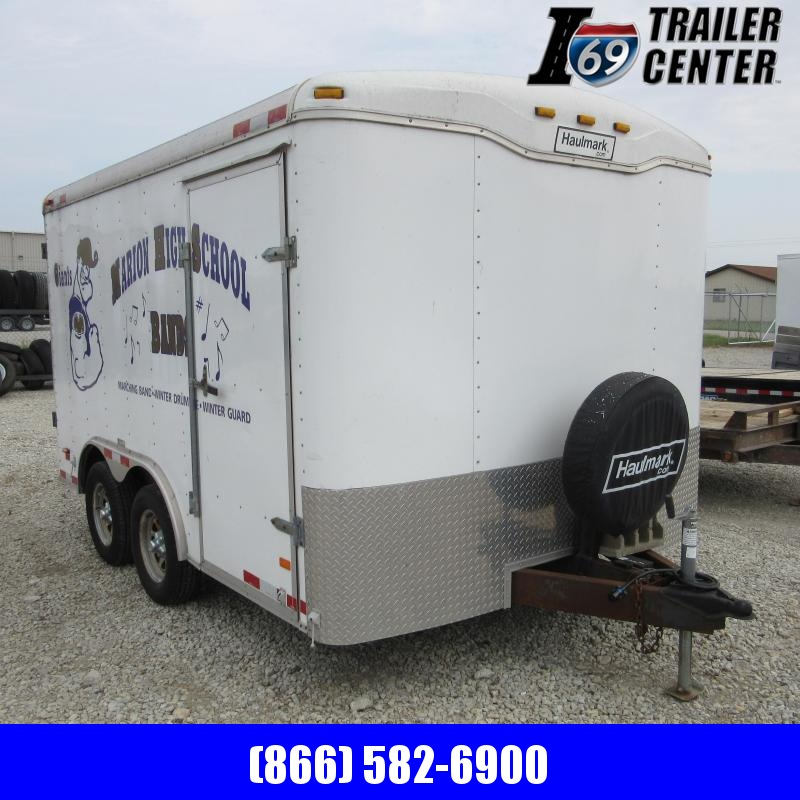 2007 Haulmark 8.5x12 enclosed Enclosed Cargo Trailer