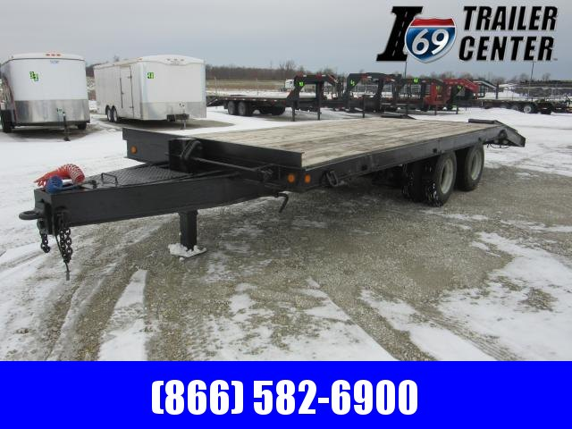 1999 Trailer Deck Over
