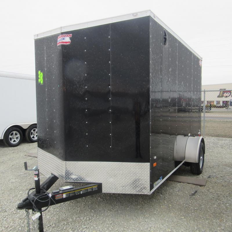 2018 American Hauler Industries 7X12 SA ENCLOSED Enclosed Cargo Trailer
