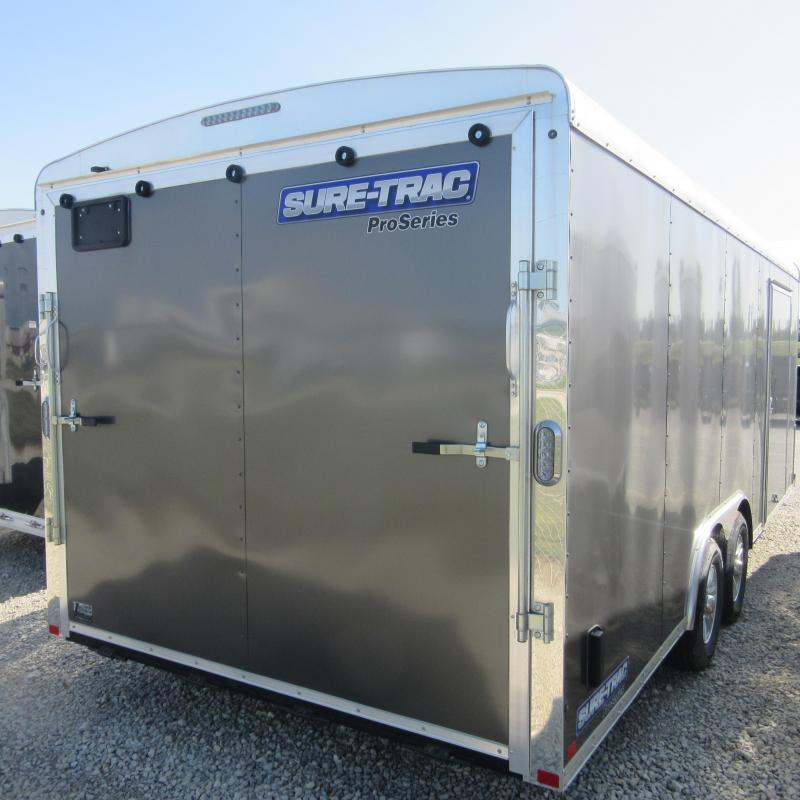 2016 Sure-Trac 8.5x20 Enclosed Cargo Trailer