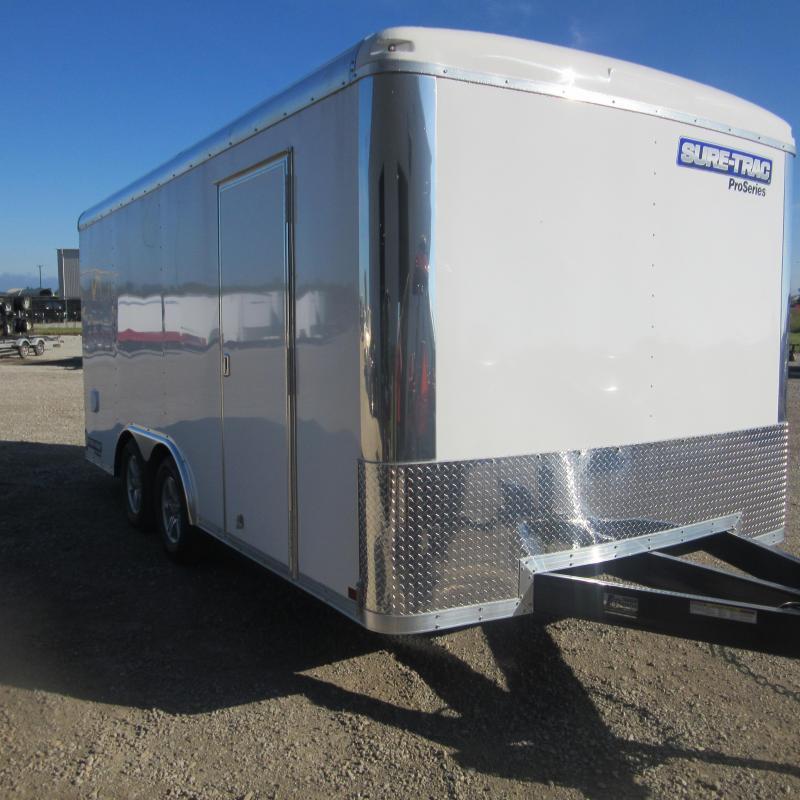 2017 Sure-Trac 8.5 x 16 Pro Series RT Cargo TA 7K