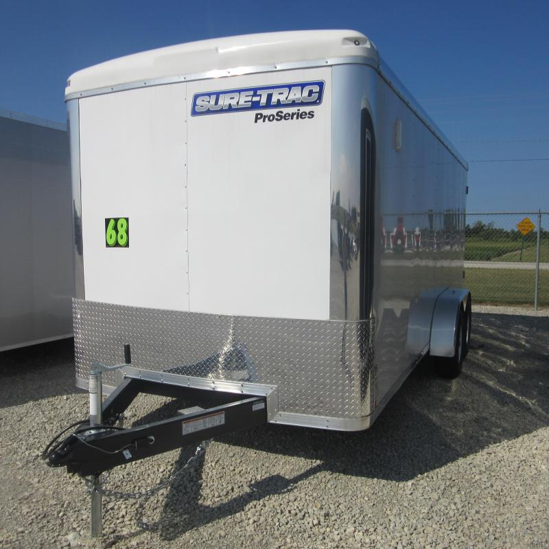 2017 Sure-Trac 7x18 enclosed Enclosed Cargo Trailer