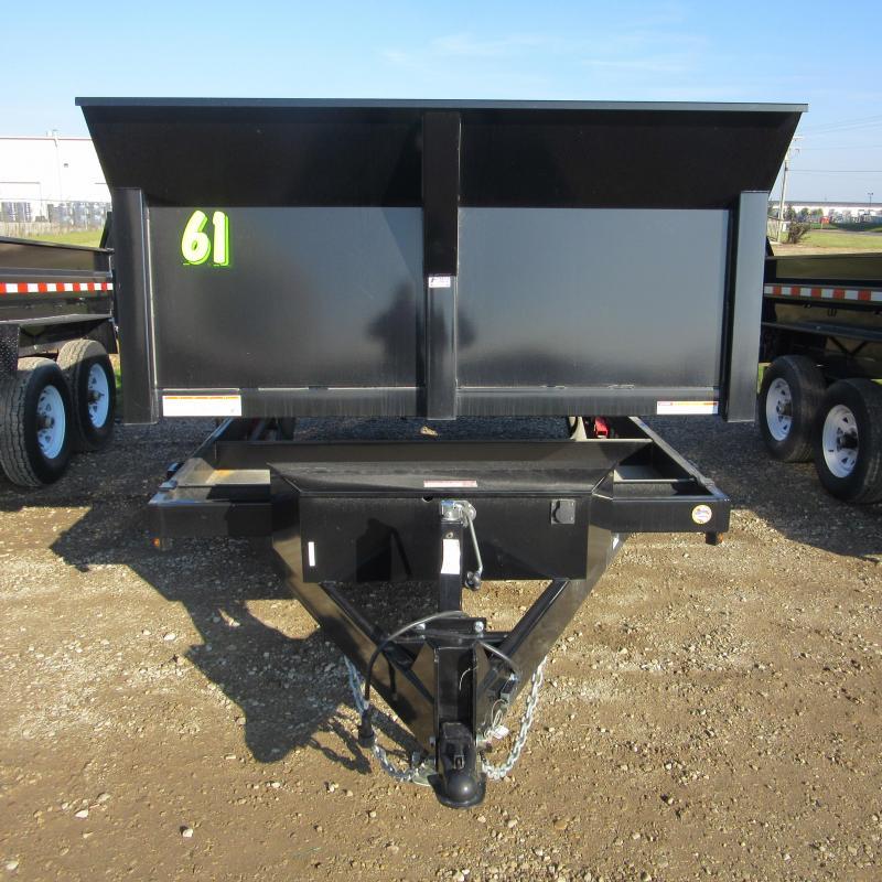 2017 Sure-Trac 7x12 12k dump Dump Trailer