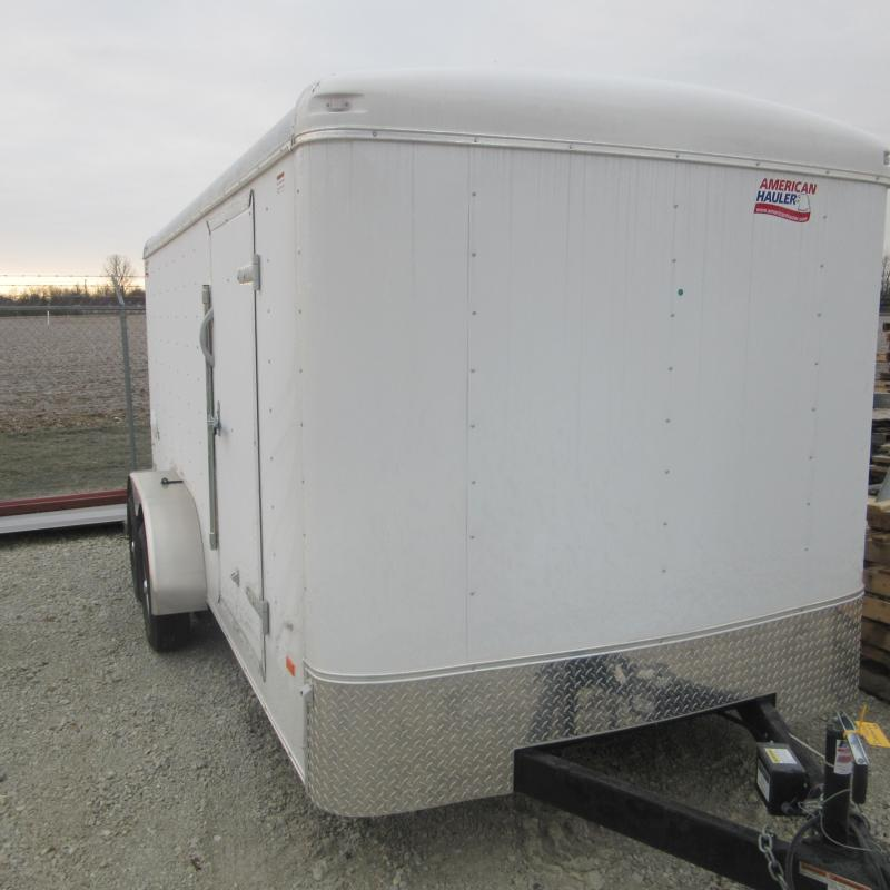 2018 American Hauler Industries 7x16 enclosed Enclosed Cargo Trailer