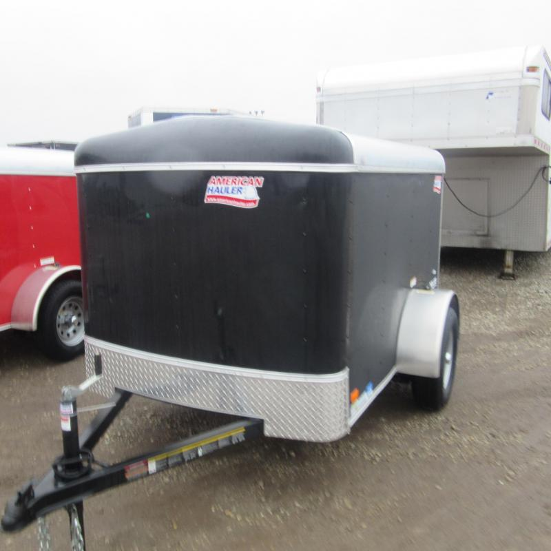 2018 American Hauler Industries 5x8 enclosed cargo Enclosed Cargo Trailer
