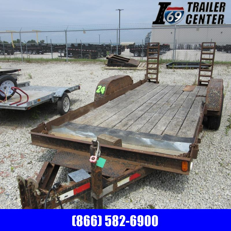 2000 Cronkhite Implement Equipment Trailer