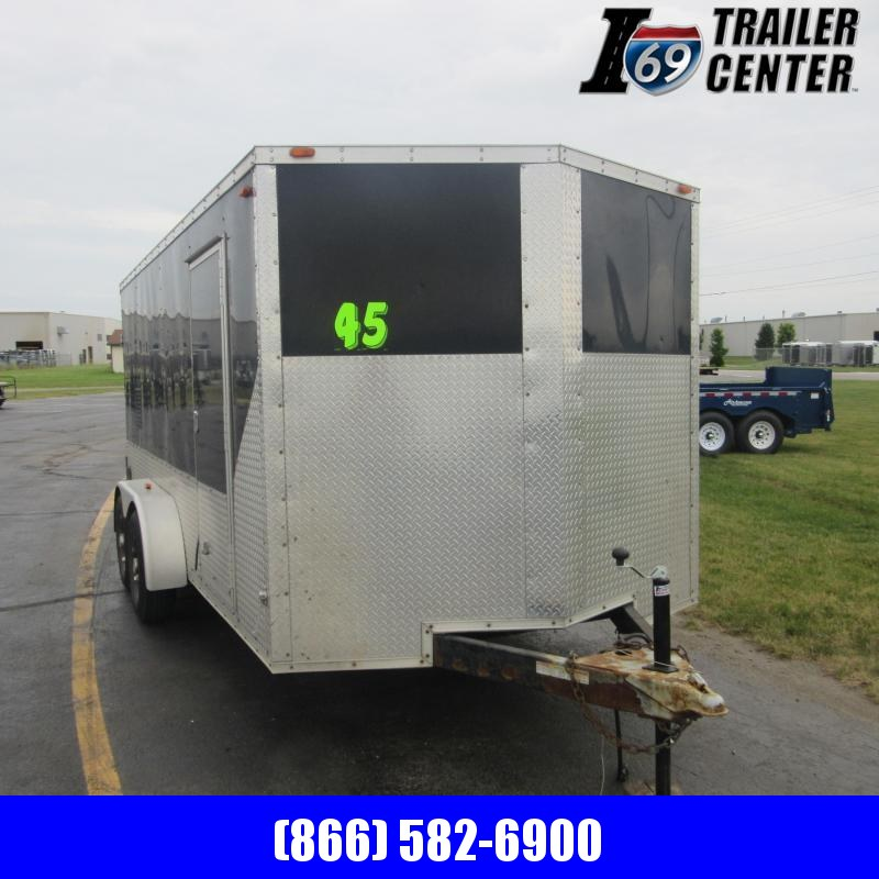 2015 Sure-Trac 7x16 enclosed Enclosed Cargo Trailer