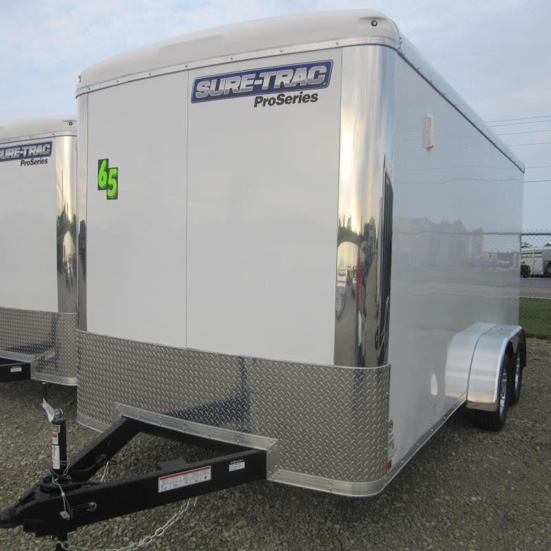 2018 Sure-Trac 7 x 16 Pro Series RT Cargo TA 7K