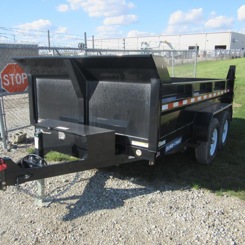 2017 Sure-Trac 7x12 dump trailer Dump Trailer