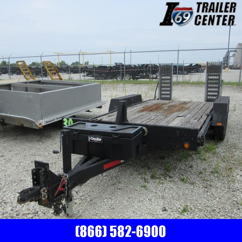 2001 Other Implement Equipment Trailer