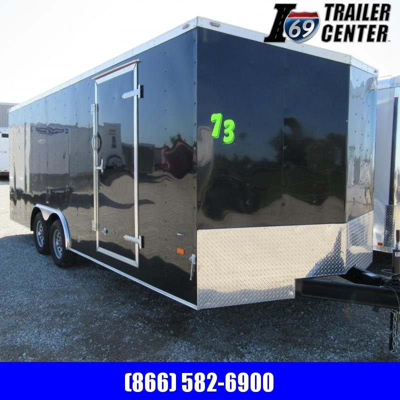 2019 American Hauler Industries 8.5 x 20 Enclosed Cargo Trailer